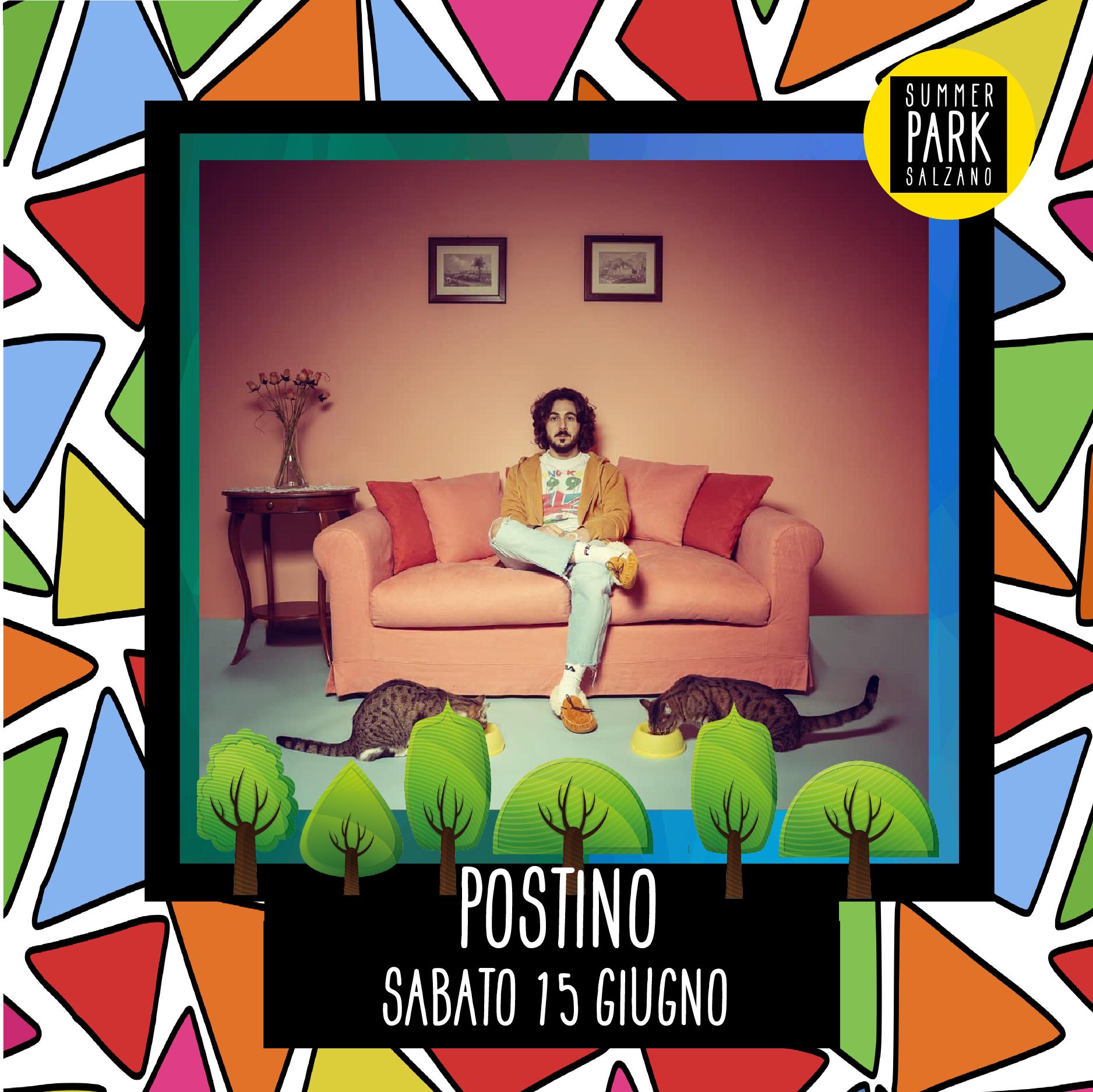 Postino_annuncio_Summer_Park_Salzano_Festival
