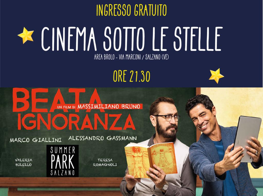 Cinema all'aperto Salzano
